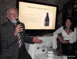 Mr. Polgár and Ms. Herczeg