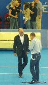 Balázs Taróczy, Director of the Tournament