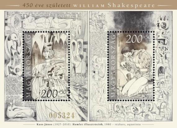 W. Shakespeare 450years birth anniversary