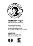 memory-projekt