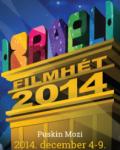 Israeli film week Budapest 2015.
