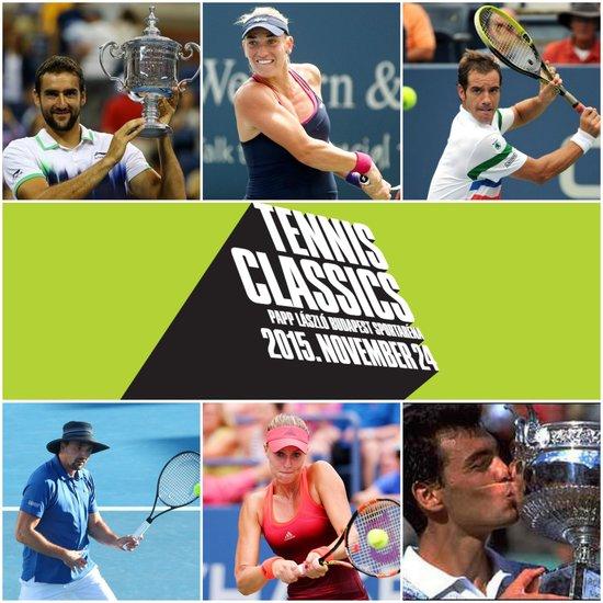 Tennis Classics - Budapest -2015
