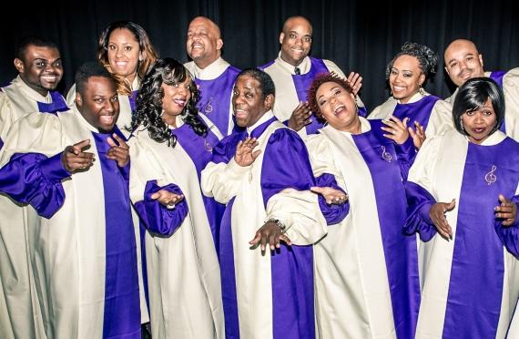 2012 The Golden Voices Of Gospel @ Stadthalle Speyer Mehr Fotos