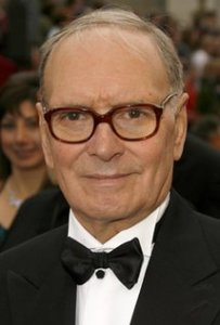 Ennio Morricone conducts himself at a splendid show in Budapest – 2016.